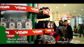 VIDAN FRUIT FESTIVAL /MELMII ENTERTAINMENT/