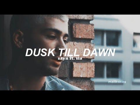 Zayn - Dusk Till Dawn ft. Sia (Traducida al español)