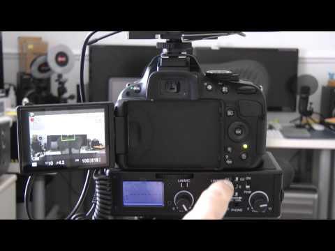 BeachTek DXA-5Da Passive XLR Adapter Review for DSLR Cameras & Camcorders