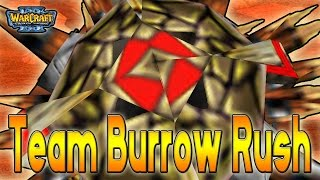 Warcraft 3 - Team Burrow Rush