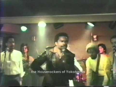 The Houserockers of Yokohama, feat. Otis Clay, with Hi Rhythm.