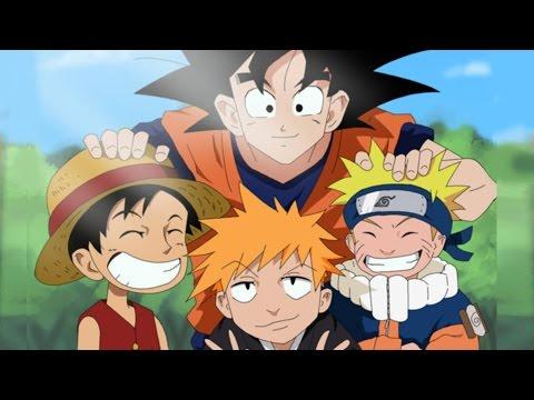 Eiichiro Oda Displeased With Shonen Jumps Treatment Of Naruto's Finale + One Piece naruto Homage video