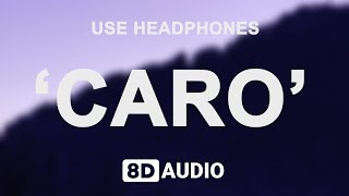 Caro Bad Bunny 8d Audio