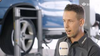 Reifen Müller: Reifen wechseln, Rücken schonen