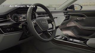 2019 AUDI A8 L - interior Exterior and Drive