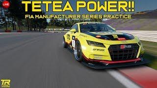 [GT Sport] - TETEA POWER!! || FIA Open Lobby Practice