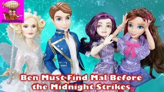 Ben Must Kiss Mal Before Midnight Strikes - Part 5 -acy of Maleficent Series- Descendants Disney
