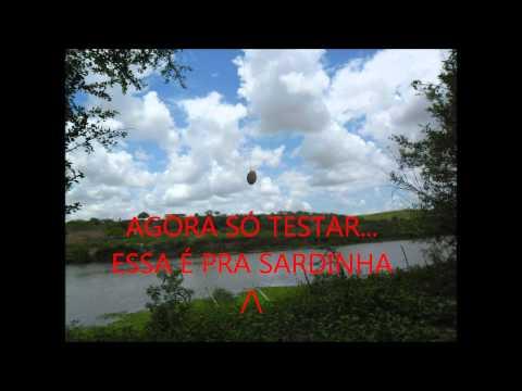 iscas caseira