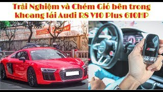How to Drive Audi R8 V10 Plus 0-100km/h