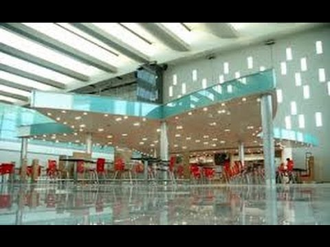 Expat living BANGALORE INTERNATIONAL AIRPORT INDIA SILICON CITY Jan 2013