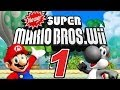 Let's Play Newer Super Mario Bros. Wii - Part 1 - Marios neues Abenteuer!
