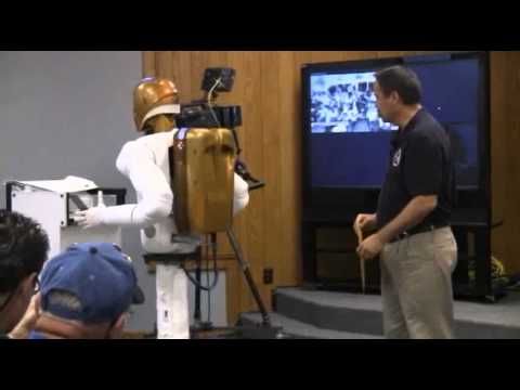 Meet NASA's Robonaut 2