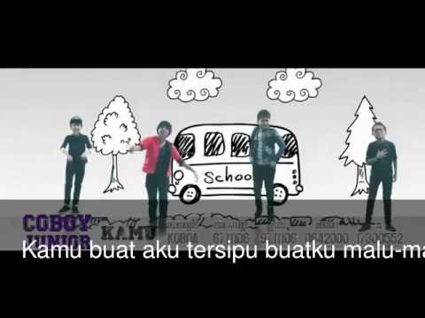 Kamu - Coboy Junior (Lyrics)