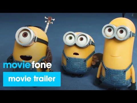'Minions' Trailer (2015): Sandra Bullock, Jon Hamm