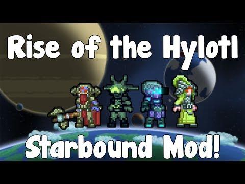 Hylotl Starbound of The Hylotl Starbound