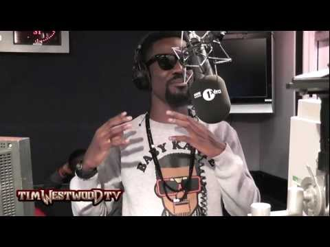 Westwood: Sarkodie Interview – fastest rapper in Africa! | Afro Beats, Rap