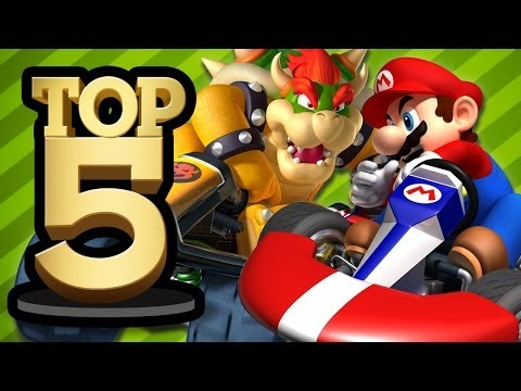 TOP 5 MOST ANTICIPATED GAMES OF 2014