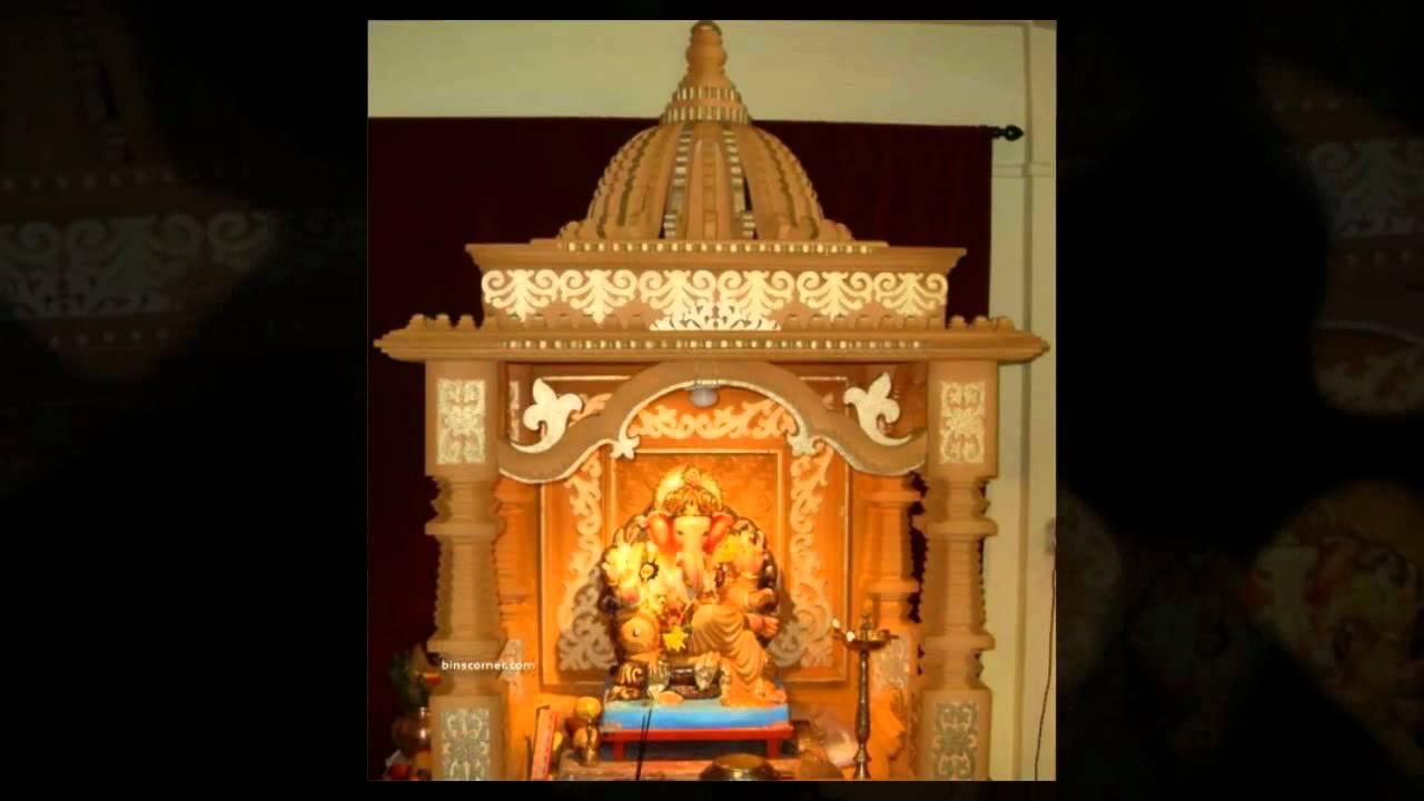 Ideas For Ganpati Decoration Youtube