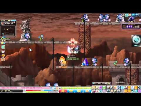 Misc Computer Games - Maplestory Edelstein Theme