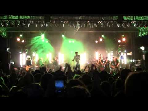 Edward Sharpe And The Magnetic Zeros with The Giving Tree Band