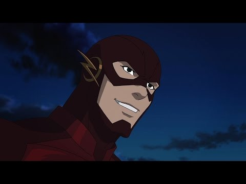 Vixen — The Flash