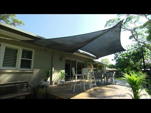 Rob: Shade sails, Ep 43 (22.11.13)