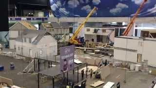 Ideal Home Show 2014   Time Lapse Build