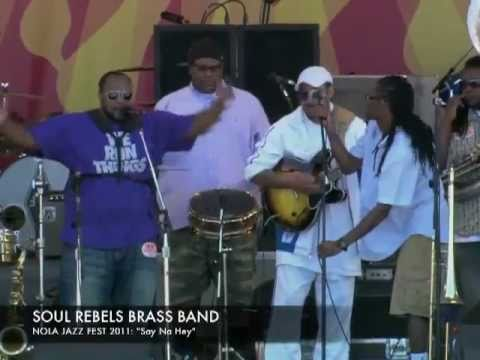 Soul Rebels Brass Band-