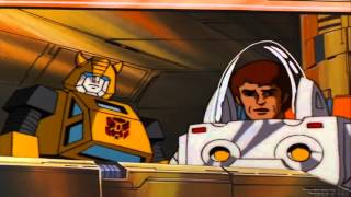 Transformers G1 The Movie Unicron Destroys The Moonbases