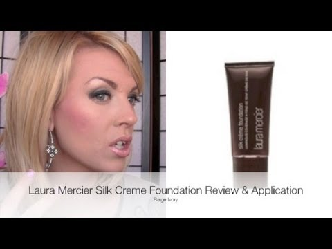 Laura Mercier Silk Creme Cream Ivory Laura Mercier Silk Creme