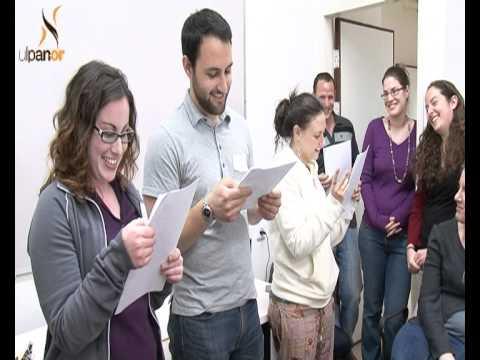 Write in Hebrew: Ulpan-Or Students Learn ONLINE or in Israel! (Jerusalem/Tel ...