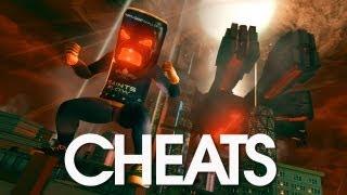 Saints Row IV - Cheat Codes