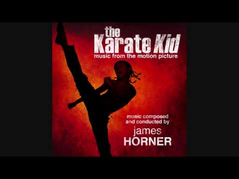 The Karate Kid 2010 (OST Soundtrack) - 16 Dres Gift and Apology...