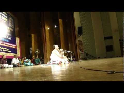 Sri U Ve Velukkudi Krishnan Upanyasam (new Delhi) April 12 video