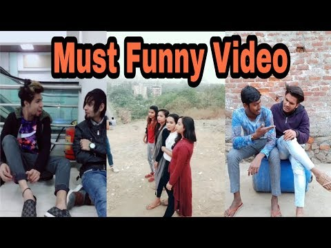 Must Watch New Funny Comedy Videos 2019  //Rv Fun Club