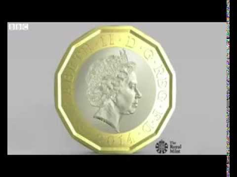 Britain plans new £1 coin to curb counterfeiting