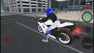 Grand Auto City Bike Drive - Android Gameplay FHD