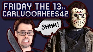 Let The Murderizing Begin! (Hilarious But Also Scary Game) | Friday the 13th [#1]