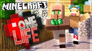 SCAMMED BY VILLAGERS! | One Life SMP #52