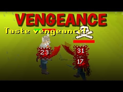 Runescape 2007 Pking - The Return of the Venge Combo - So Wreck3d