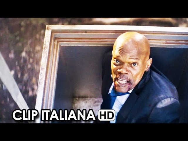 Big Game - Caccia al presidente Clip Italiana 'Ti salvo io, presidente' (2015) HD