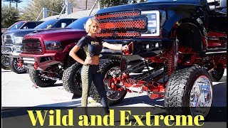 LIFTED Trucks Parade Out Of SEMA 2018
