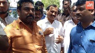 YSRCP MLA Alla Ramakrishna Reddy Grand Welcome in Mangalagiri | YS Jagan | AP News YOYO TV Channel