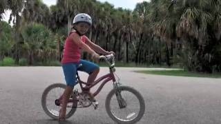 Myakka River State Park Biking