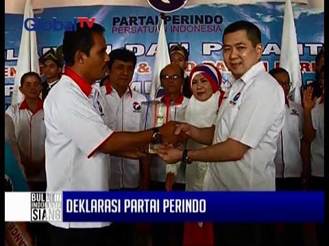 Kepengurusan Partai Perindo DI Yogyakarta Resmi Terbentuk - BIS 19/11