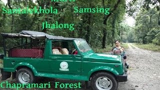 Murti | Chapramari Forest | Jhalong | Samsing | Suntaley Khola | Dooars Tourist Places