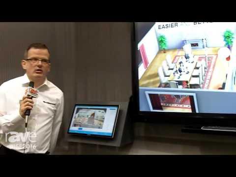 ISE 2016: Crestron Electronics Details Auditorium with Remote Annotation