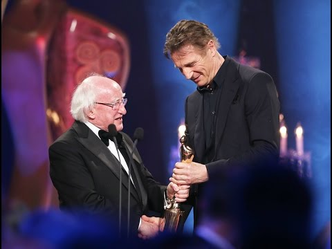 Liam Neeson - IFTA Outstanding Contribution To Cinema Award Recipient