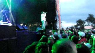 KY-MANI MARLEY - Roots, rock, reggae - Opening Live at Rock al Parque 2010 HD