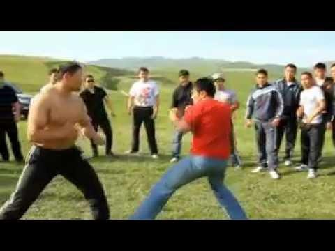 Kyrgyzskaya  kriminal'naya razborka BEYBARS-MAKSAT.240